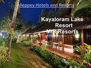 Alleppey Hotels and Resorts