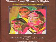 Honour & Women's Rights by Manisha Gupte, Ramesh    ORDER FORMawasthi