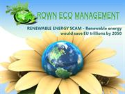 CROWN CAPITAL ECO MANAGEMENT RENEWABLE ENERGY