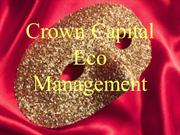 CROWN CAPITAL ECO MANAGEMENT INDONESIA FRAUD