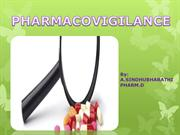 pharmacovigilance
