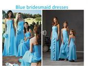 different colors of bridesmaid dresses