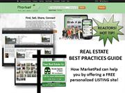 MarketPad's Free Real Estate Listing Site