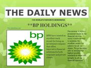BP Holdings, 10 TOP TIPS TO BEAT THE SCAMMERS, BP Holdings