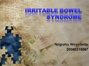 Irritable Bowel Syndrom
