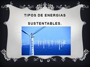 TIPOS DE ENERGIAS