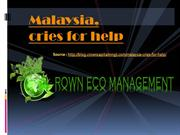 Crown Capital Eco Management Indonesia Fraud - Malaysia, cries for hel