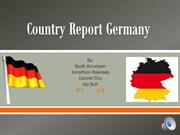 Accounting & Auditing environment in Germany part (1)