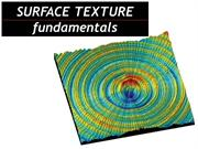 Suface texture fundamentals