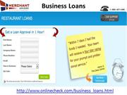 I Want Business Loan