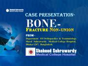 BONE-FRACTURES-Nonunion-Diagnosis-And-Management-At-Shaheed-S