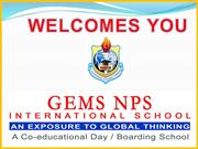 GEMS NPS International School