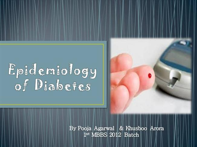 Basic concepts and principles of epidemiology.