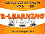 ADJECTIVES ENDING IN _ING AND _ED
