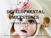 DEVELOPMENTAL MILESTONESbetter