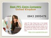 Best PPI Claim Company - United Kingdom