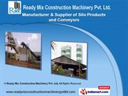 Construction Equipment by Ready Mix Construction Machinery Pvt. Ltd.