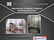 Material Handling Equipments by Shree Handling Equipments, Coimbatore