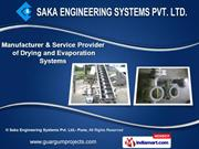 Guar Gum Plant by Saka Engineering Systems Pvt. Ltd., Pune