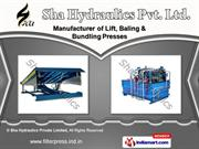 Industrial Equipment by Sha Hydraulics Private Limited, Coimbatore