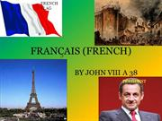 FRANCAIS (FRENCH)