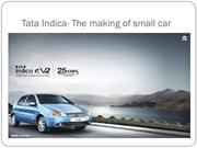 Tata Indica- The making of small car