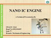 NANO IC ENGINE