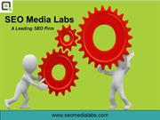 SEO Media Labs - A Leading SEO Firm