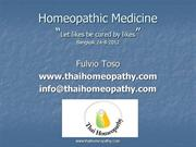 Homeopathic Medicine.ppt