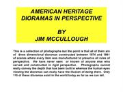 American Heritage: Dioramas in Perspective