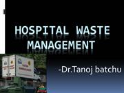 Hospital waste.pptx desham