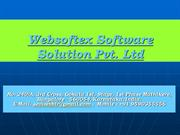 Websoftex, MLM Software, HR Software, Chit Fund Software