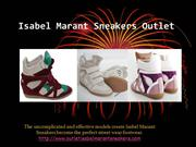 Isabel Marant Sneakers US Outlet