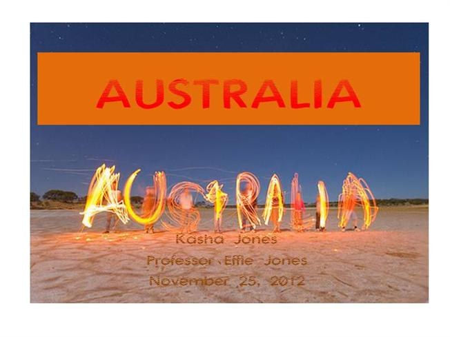 australia powerpoint authorstream