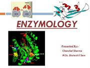 Enzymes -Chanchal