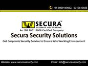 Corporate Security Guards