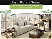 Logix Blossom Greens Furnished Apartments For Sale