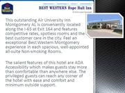 Best Western, Hope Hull Inn, Montgomery, AL