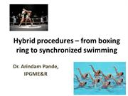 Hybrid cardiac procedures – from boxing ring to synchronized swiming