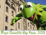 Thanksgiving Day Parade 2012 - NY