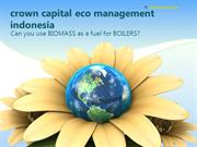 crown capital eco management indonesia