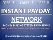 PAYDAY NETWORK VIDEO
