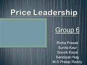 48564062-Price-Leadership-Final