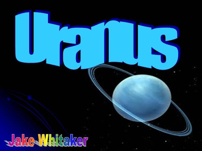 Uranus description