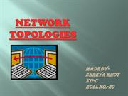 networking topologies