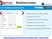 Secured Business Loan With Bad Credit