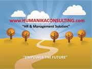 Humanika Consulting presentation 2012b-english