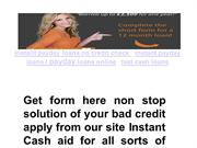 instant payday loans no credit check