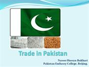 Trade in Pakistan