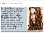 Get Desired Hair style With Malaysian Hair Extensions